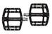 NC-17 Sudpin I S-Pro Pedalen mg zwart